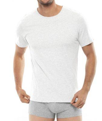 T shirt cotone a girocollo LVB