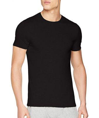 T shirt girocollo stretch cotton LVB