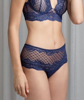 Culotte Panty con pizzo Exes