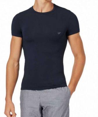 T-shirt modal girocollo Armani