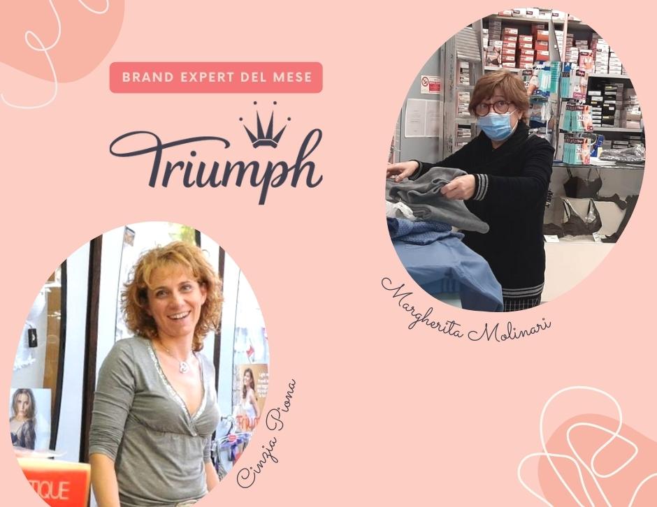 Le nostre Brand Expert raccontano Triumph